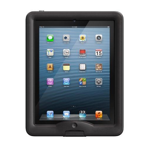LifeProof 1113-01 - Cover per iPad 4/3/2, colore: Nero