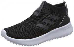 Adidas Ultimafusion, Scarpe Running Donna, Nero Carbon/Cblack, 38 EU