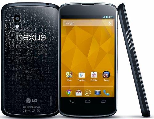 LG E960 Nexus 4 black 16GB