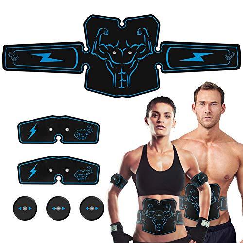 Stimolatore Addominale per Addominali ABS Attrezzo per Fitness per Addominali