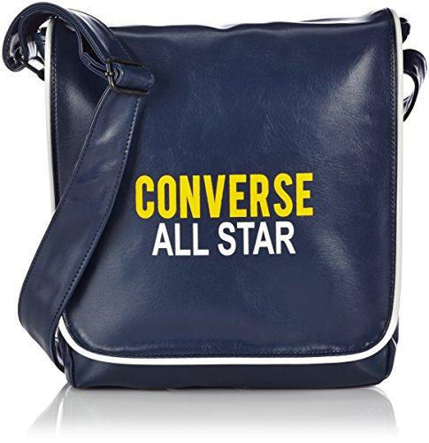 Converse Borsa Messenger 27APU35-18 Blu 4.524 liters