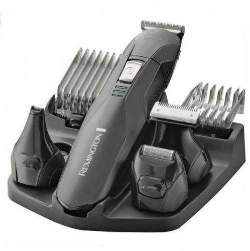 Remington PG6030 Rifinitore Viso, Lame in Titanio con Accessori