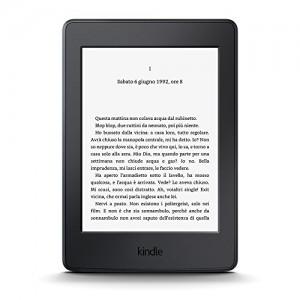 """Nuovo Kindle Paperwhite 3G, schermo da 6"""" ad alta risoluzione (300 ppi) con luce integrata, 3G gratuito + Wi-Fi - Con offerte speciali"""