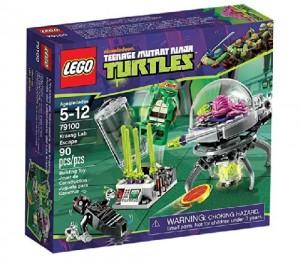 LEGO Ninja Turtles 79100 - Fuga dal Laboratorio di Krang