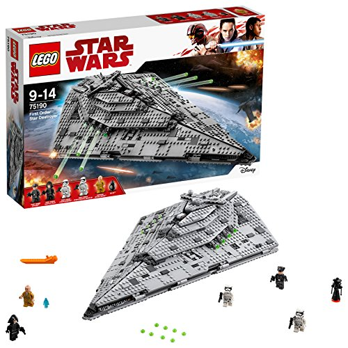 Lego Star Wars First Order Star Destroyer,, 75190