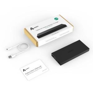 AUKEY® 12000mAh Batteria Esterna portatile
