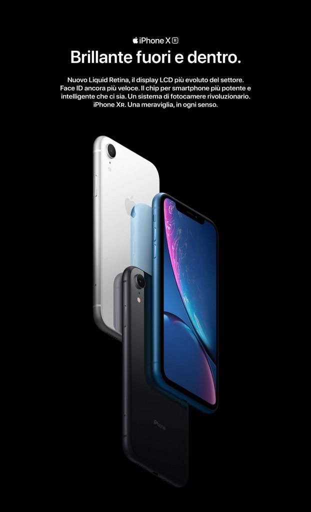 Apple iPhone XR 128GB Nero