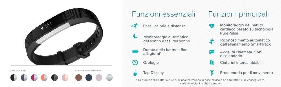 Braccialetto Fitbit